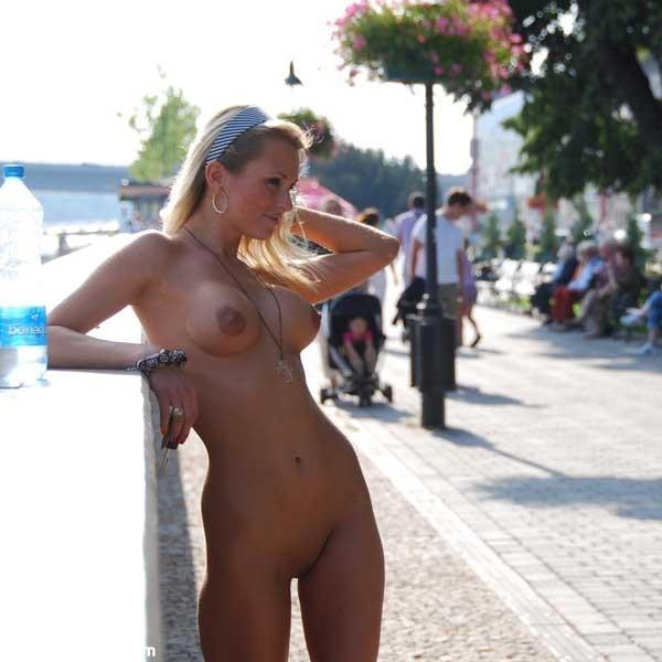 Nude in public free dvd